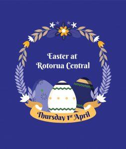 Easter at Rotorua Central